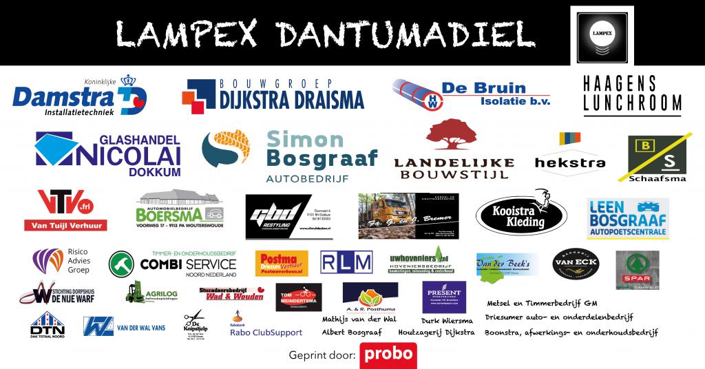 Spandoek sponsoren Kinderlampex 2021 def