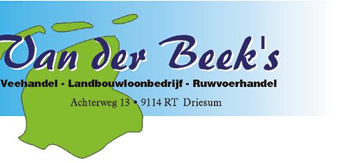 1. Durk van der Beek